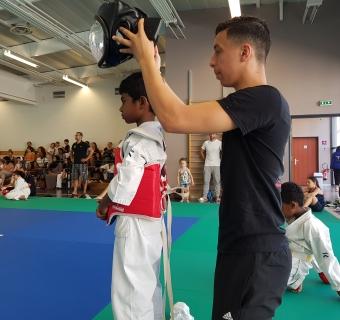 1st Tournoi Koshiki Karaté Kids Cup Gennevilliers - 30 juin 2018