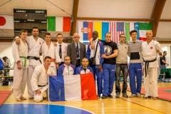 Championnat d\'Europe Nippon Kempo - Italie - Mai 2015