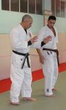 Stage avec Shihan Ali Zoubiri - Février 2012
